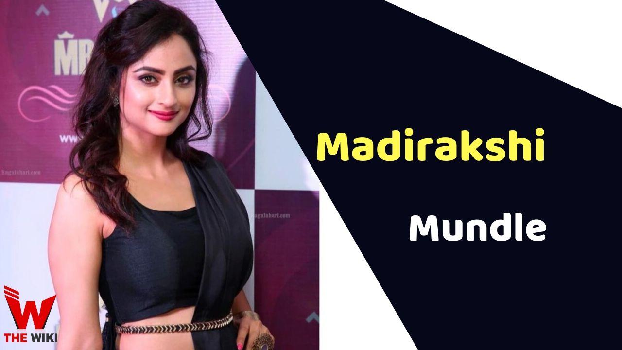 Madirakshi Mundle (Actress)