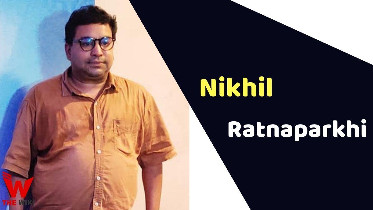 Nikhil Ratnaparkhi (Actor)