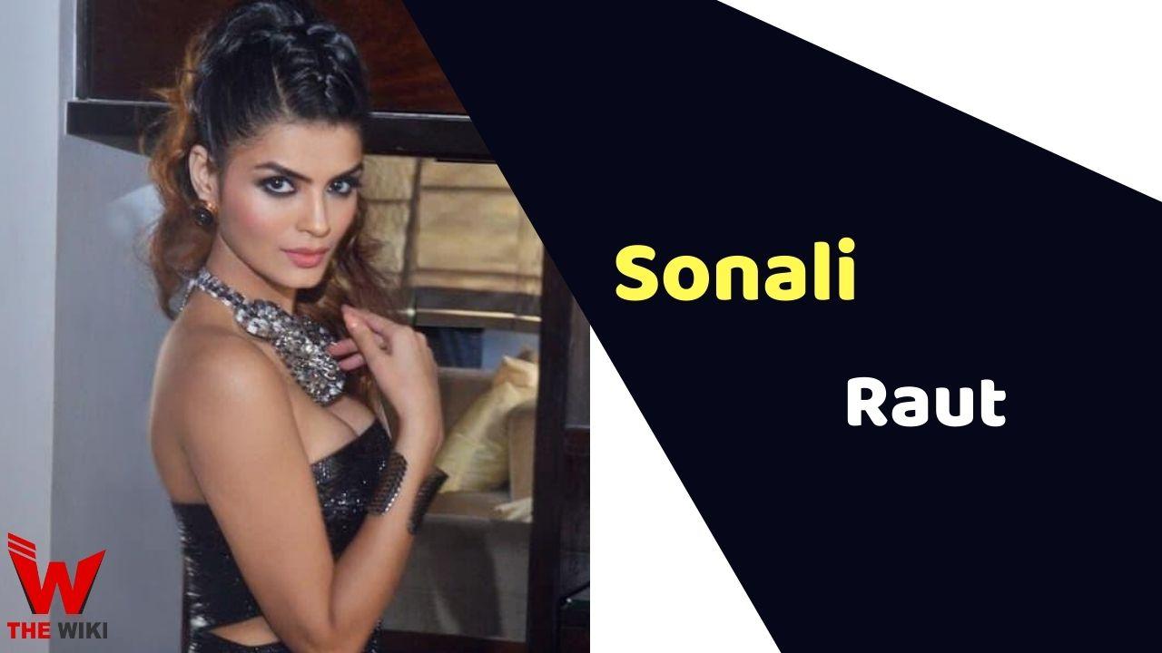 Sonali Raut (Actress)
